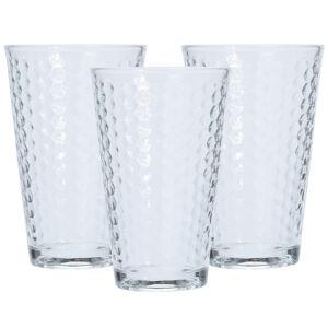 3dílná sada sklenic Honey, 300 ml