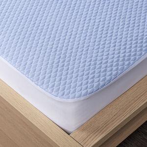 4Home Chladicí chránič matrace s lemem Cooler, 160 x 200 cm + 30 cm
