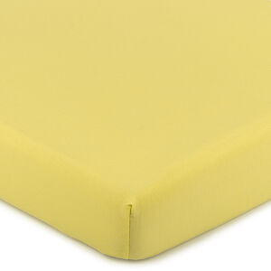 4Home Jersey prostěradlo s elastanem žlutá, 160 x 200 cm