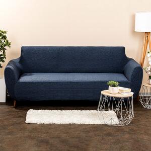 4Home Multielastický potah na sedačku Comfort Plus modrá, 180 - 220 cm