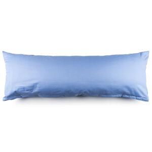 4Home Povlak na Relaxační polštář Náhradní manžel modrá, 55 x 180 cm