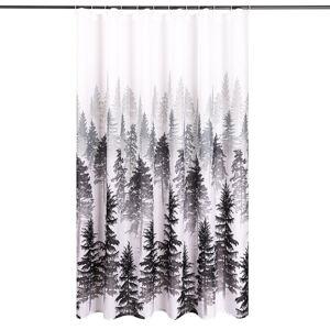 4Home Sprchový závěs Forest, 178 x 183 cm