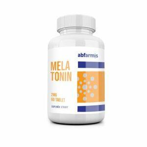 Abfarmis Melatonin 2 mg - 60 tbl.