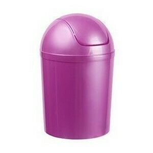 Aldo Odpadkový koš Swing 15 l, fialová