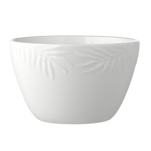 Altom Porcelánová miska Tropical, 14 cm, bílá