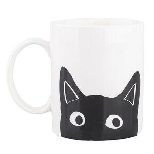 Altom Porcelánový hrnek Kočka, 300 ml