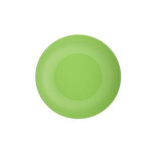 Altom Sada plastových talířů Weekend 22 cm, zelená