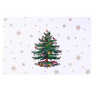 Altom Vánoční prostírání Christmas tree, 28 x 43 cm, sada 4 ks