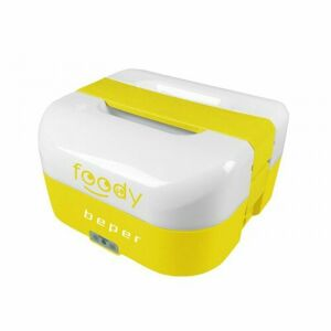 BEPER BC160G elektrický obědový box, žlutá