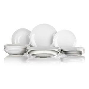 Banquet 18dílná sada talířů MARION