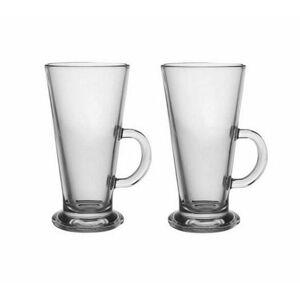 Banquet 2dílná sada sklenic na latté Colombian