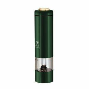 Berlinger Haus Elektrický mlýnek na pepř a sůl Emerald Collection