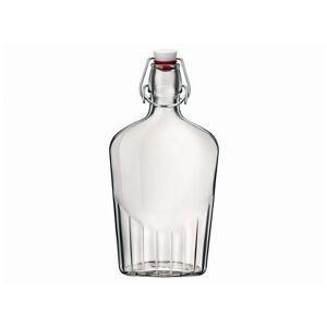 Bormioli Rocco Skleněná láhev s clip uzávěrem Fiaschetta, 250 ml