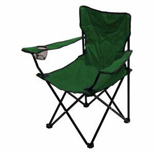 Cattara Kempingová skládací židle Bari, zelená