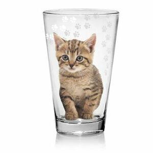 Cerve Sklenice Cat 310 ml, 6 ks