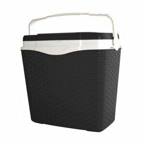 Chladicí box Ratan 24 litrů, antracit