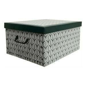 Compactor Skládací úložná krabice Missy, 50 x 40 x 25 cm