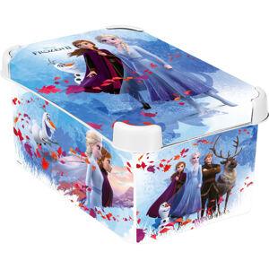 Curver Dekorační úložný box Frozen 2 S, 8 l