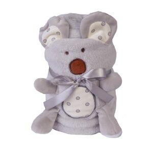 Babymatex Dětská deka Willy Koala, 85 x 100 cm