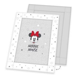 Herding Dětská hrací deka Minnie Mouse, 100 x 135 cm
