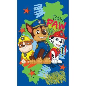 Dětský ručník Tlapková Patrola Silná Trojka, 30 x 50 cm