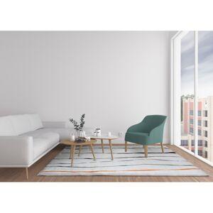 Domarex Kobereček z paměťové pěny Evita,světle šedá, 120 x 160 cm