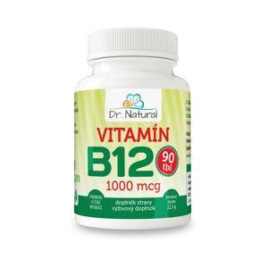 Dr.Natural Vitamín B12 1000 mg, 90 tbl.