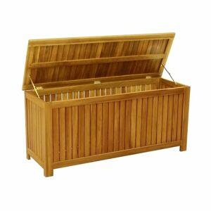 Dřevěný úložný box Romeo, 130 x 45 x 58 cm