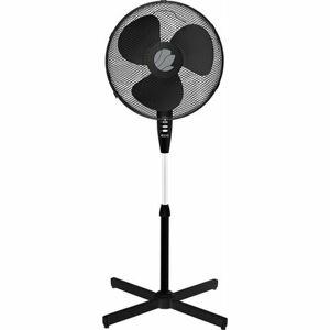ECG FS 40a Black stojanový ventilátor, 40 cm