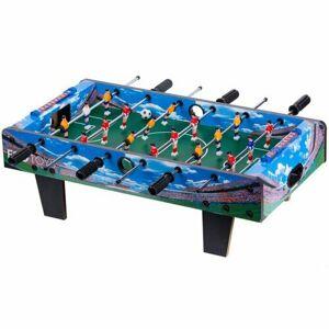 Ecotoys Stolní fotbal 70 x 36 cm, modrá