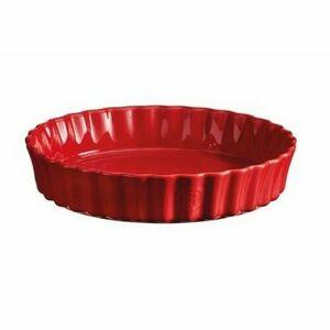 Emile Henry Forma na koláč 24 cm, červená