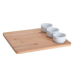 Excellent Houseware 4dílná sada na sushi