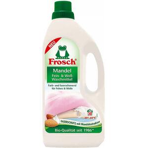 Frosch EKO Prací prostředek na vlnu a jemné prádlo Mandle (1500 ml)