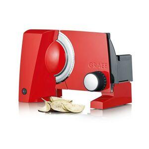 GRAEF SKS 10003 elektrický kráječ, červená