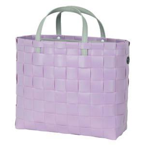Handed By Taška s vnitřní kapsou na zip Petite,soft lilac