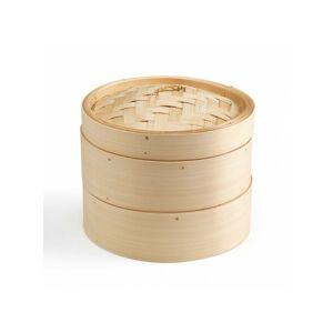 KEN HOM Excellence Bambusový pařník, 20 cm