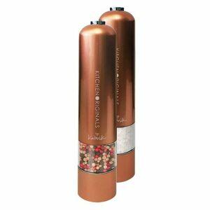 Kalorik PSGR 1050CO elektrický mlýnek na pepř a sůl, měděná