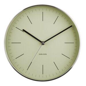 Karlsson 5732OG designové nástěnné hodiny, pr. 28 cm
