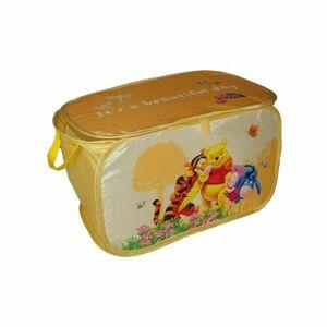 Kaufmann Dekorační úložný box Disney Medvídek Pú, 35 x 58 x 35 cm