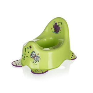 Keeper Dětský nočník Hippo, zelená