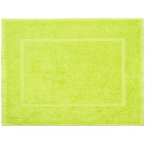 Koupelnová předložka Comfort zelená, 50 x 70 cm