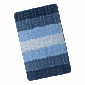 Koupelnová předložka Elli Tamara modrá, 60 x 100 cm