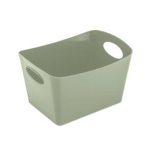Koziol Úložný box Boxxx zelená, 1 l