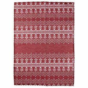 Kuchyňská utěrka MERRY červená, 50 x 70 cm