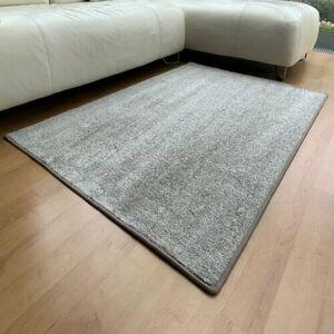 Kusový koberec Capri taupe, 80 x 120 cm