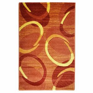 Spoltex Kusový koberec Florida 9828/05 orange, 120 x 170 cm