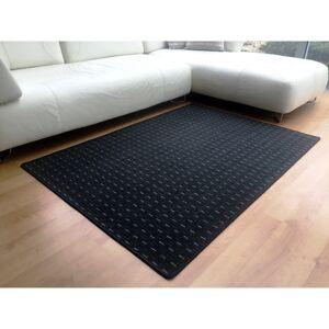 Kusový koberec Valencia antracit, 60 x 110 cm