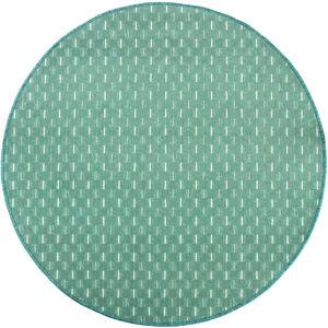 Kusový koberec Valencia zelená, 100 cm
