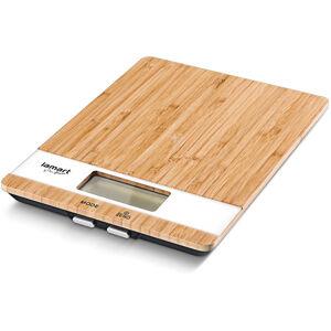 Lamart LT7024 kuchyňská váha Bamboo
