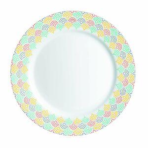 Luminarc Sada mělkých talířů ARTIFICIA 26,5 cm, 6 ks